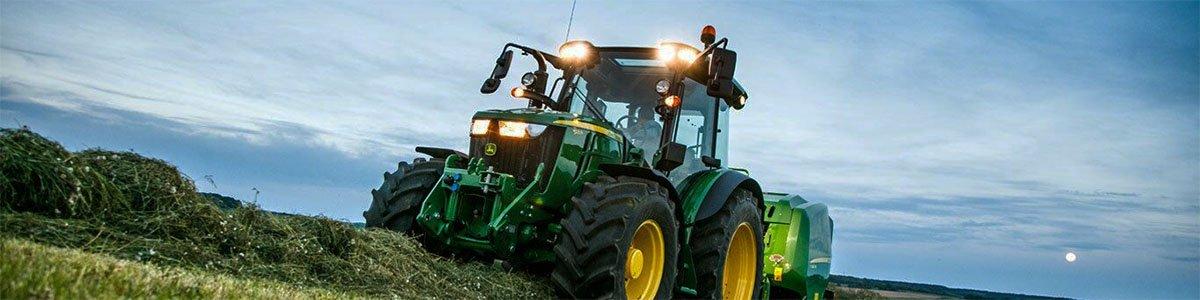 Mantenimiento del tractor